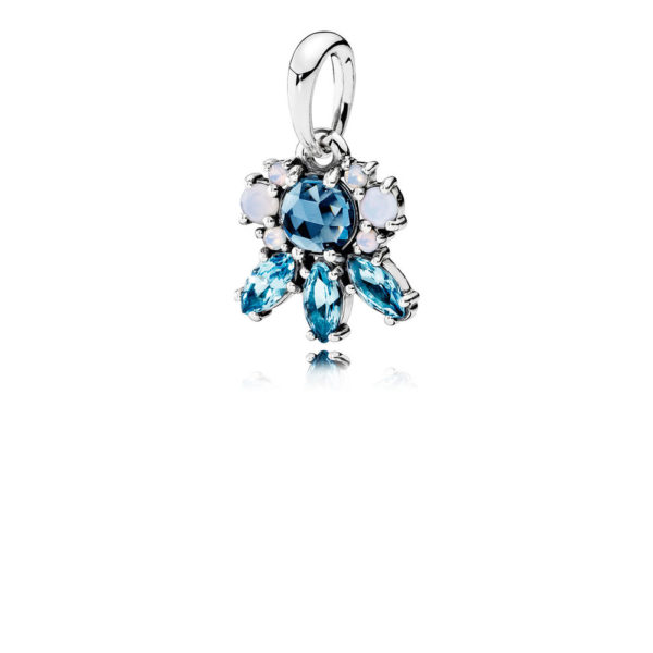 390391nmbmx pandora Patterns Of Frost, Multi-Colored Crystal