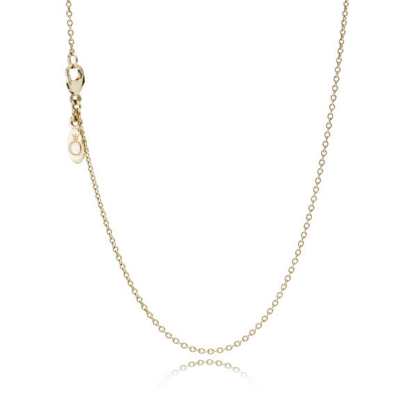 550331-45 Pandora 14k Gold Chain Necklace