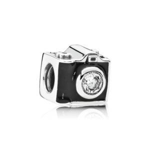 791709cz Pandora Sentimental Snapshots Camera Charm
