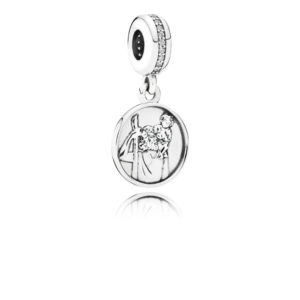 791715cz Pandora Guardian of Travel St Christopher Pendant Charm