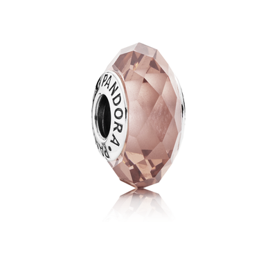 791729nbp Pandora Fascinating Blush Blush Pink Crystal Charm