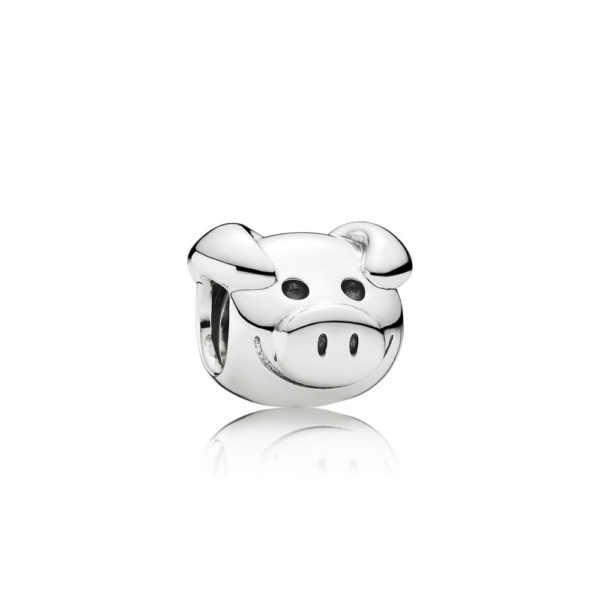 791746 Pandora Playful Pig Charm