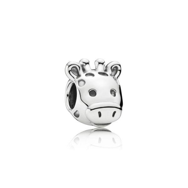 791747 Pandora Gorgeous Giraffe Charm
