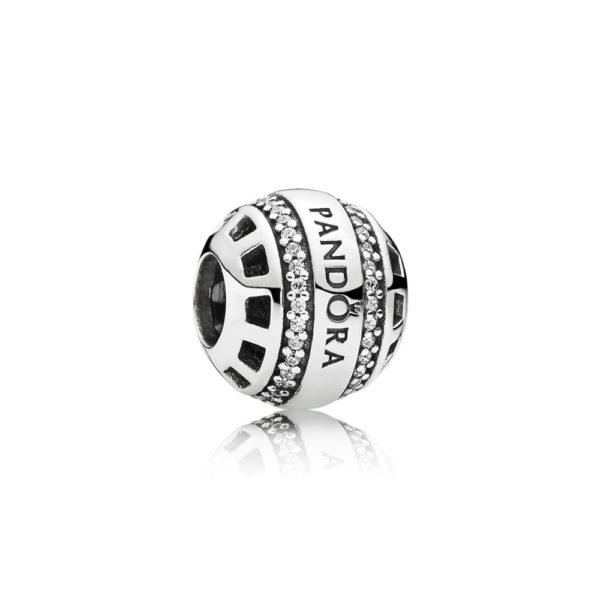 791753cz Pandora Forever Charm