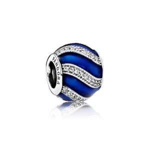 791991en118 pandora blue adornment charm