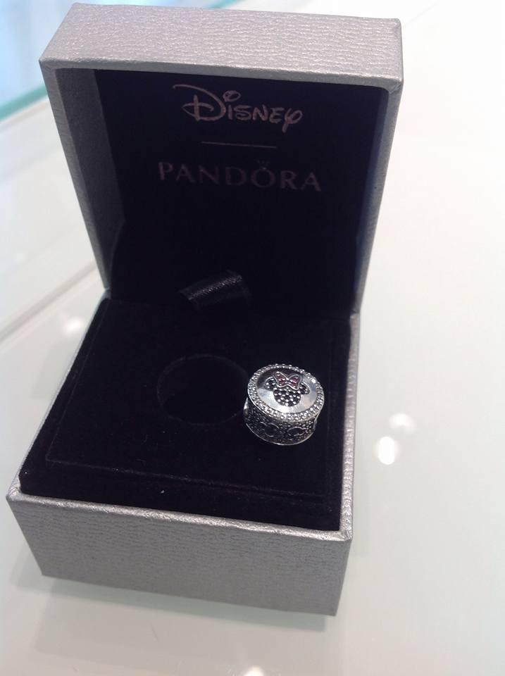 Pandora winter collection Disney 2016