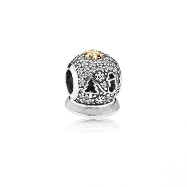 Pandora 791759cz Limited Edition 2015 Black Friday Exclusive Snow Globe