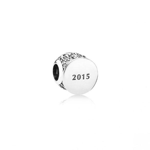 Pandora 791759cz Limited Edition 2015 Black Friday Exclusive Snow Globe