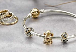 pandora-gold-angel-charm