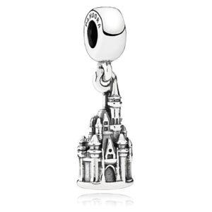 Walt Disney World ''Cinderella Castle'' Charm by PANDORA