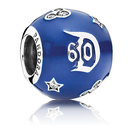 Disneyland 60th Anniversary Charm by PANDORA
