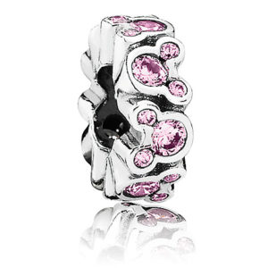 Minnie Mouse Spacer Charm by PANDORA