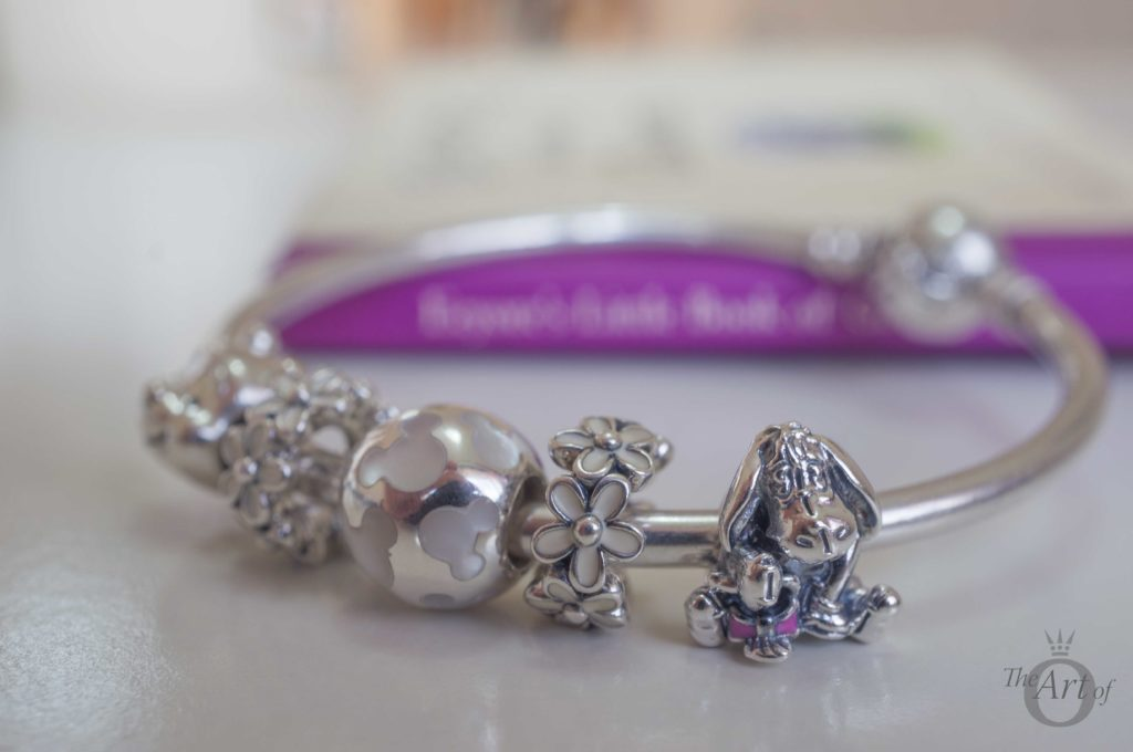 Review Pandora Disney Eeyore Charm The Art Of Pandora