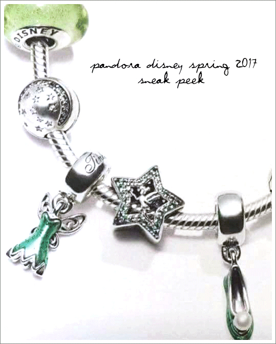 608c714e0 PANDORA Disney 2017 Spring Collection Preview - The Art of Pandora ...