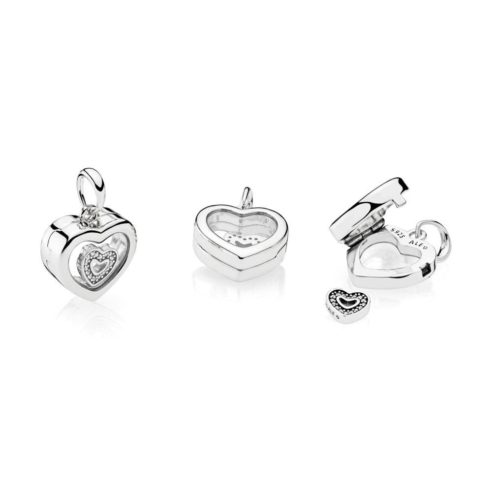 PANDORA HEART LOCKET - SMALL