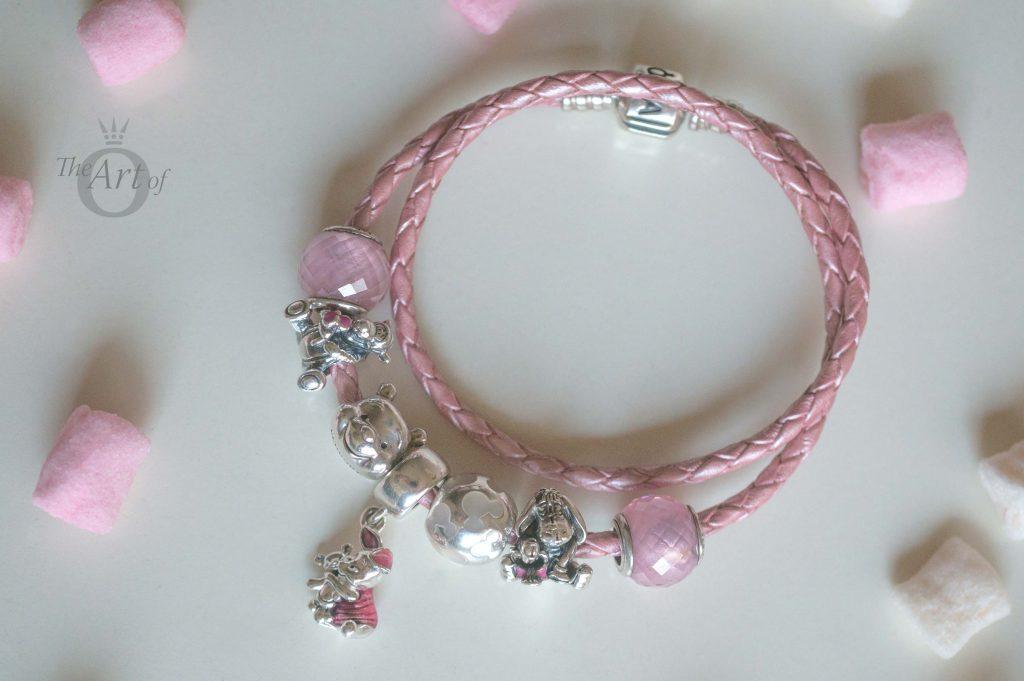 Disney expressive mickey charm white u0026 black enamel for Pandora jewelry tysons corner