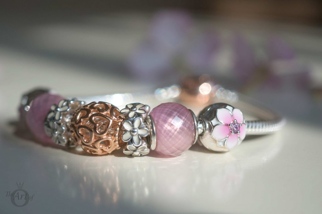 clip rose pandora