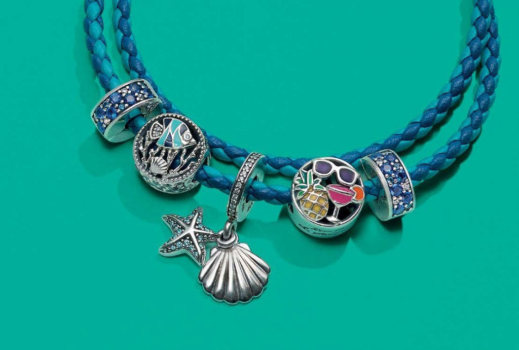 PANDORA Summer 2017 Collection Styling Images