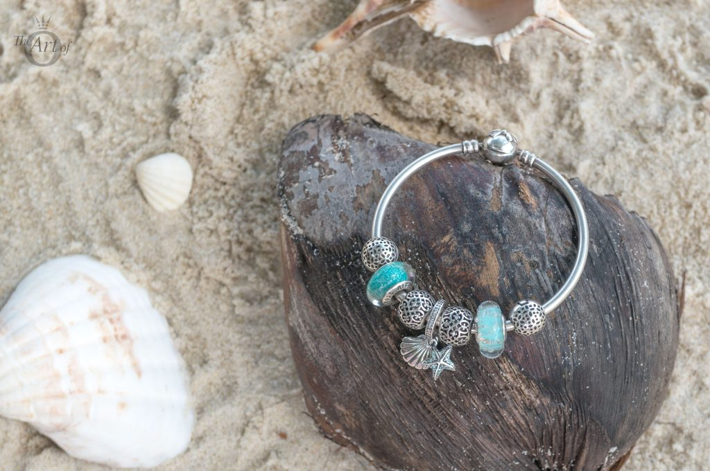 791669 pandora mint glitter murano charm summer 2017 collection pre autumn winter