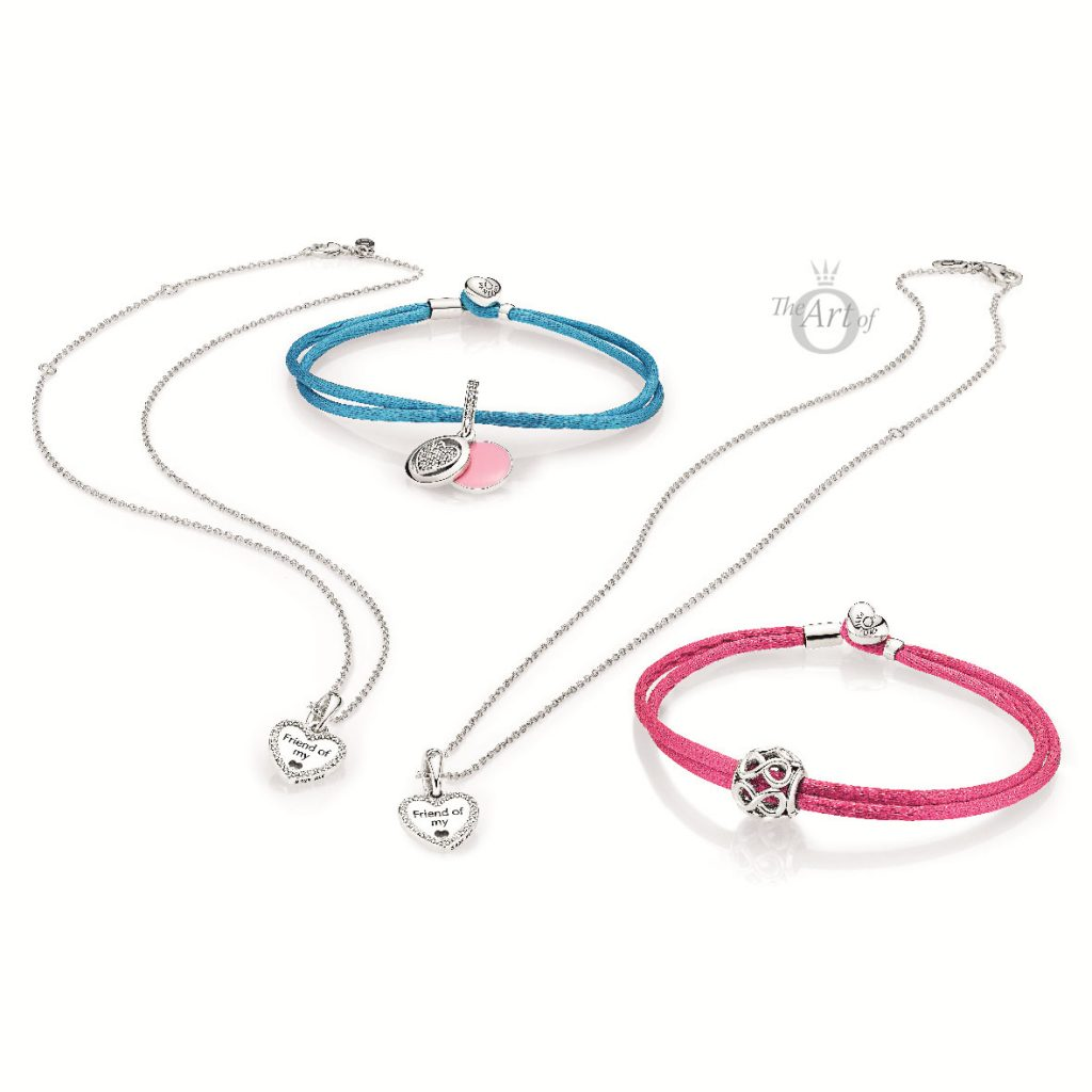 Pandora Pre Autumn Winter Friendship Bracelet Do 2017
