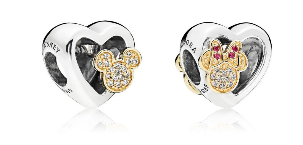 pandora charm disney minnie