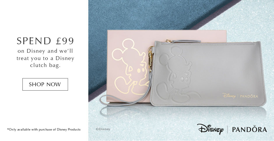 1592d4327 Many PANDORA fans were disappointed they didn't have the same promotion  available in the US but they will be happy to hear a PANDORA Disney Clutch  will be ...