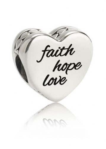 faith hope love pandora