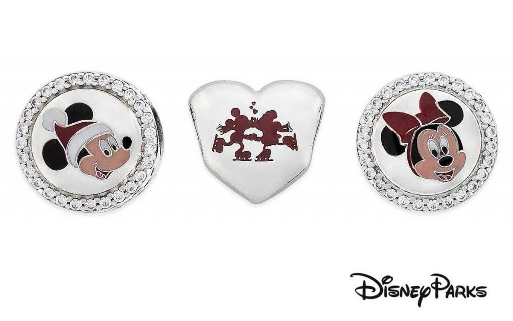 Pandora Disney Mickey Amp Minnie Holiday Gift Set The Art