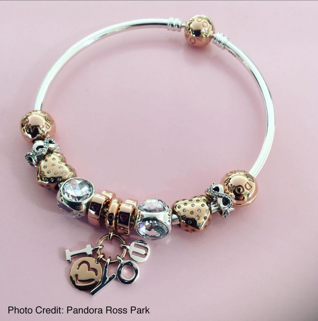 Pandora Valentine S 2018 Collection Live Images The Art