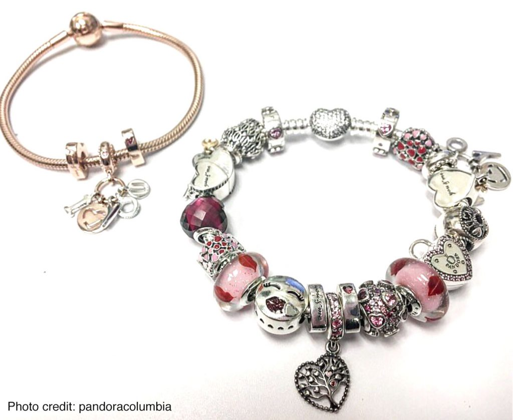 pandora valentine s 2018 collection live images the