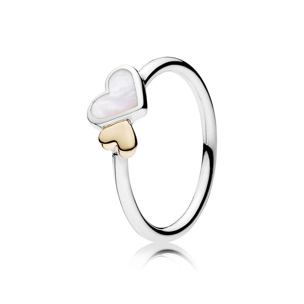 7016c6592 Luminous Hearts Ring - The Art of Pandora | More than just a PANDORA blog