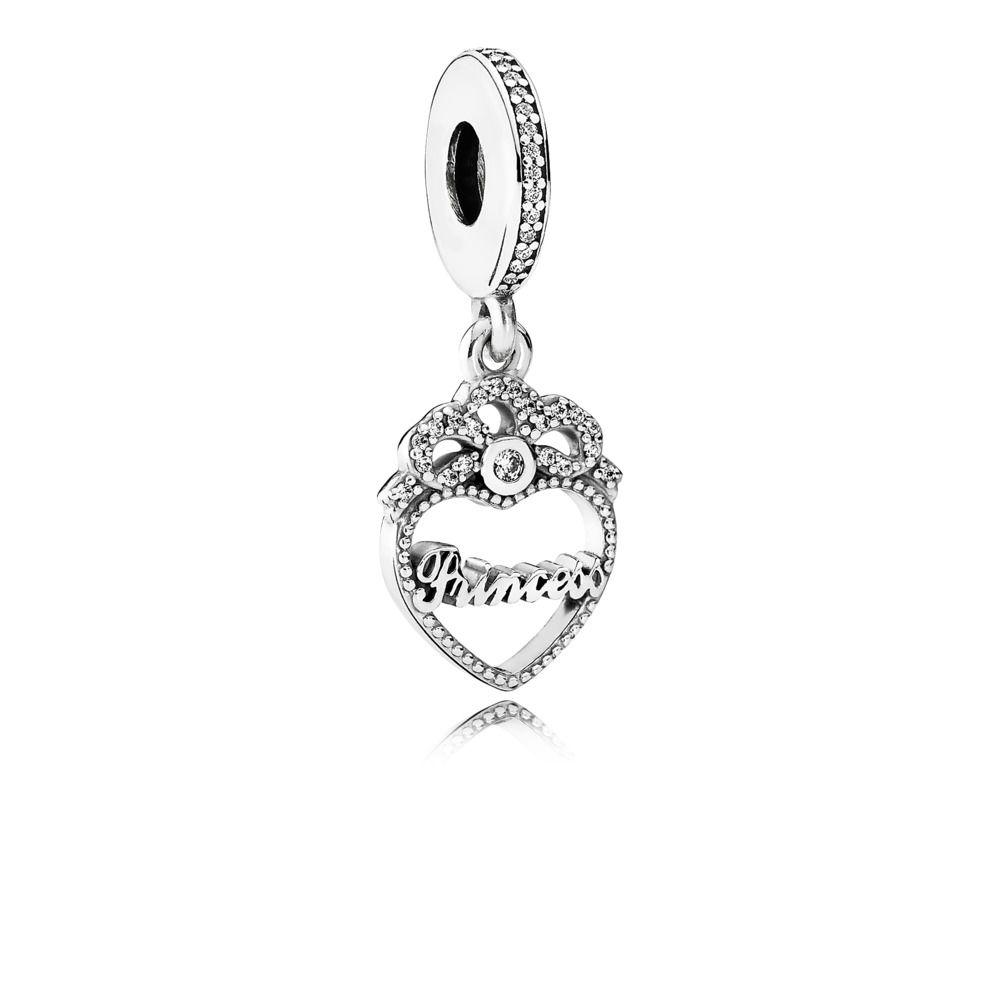 Princess crown heart pendant charm the art of pandora more than princess crown heart pendant charm the art of pandora more than just a pandora blog aloadofball Images
