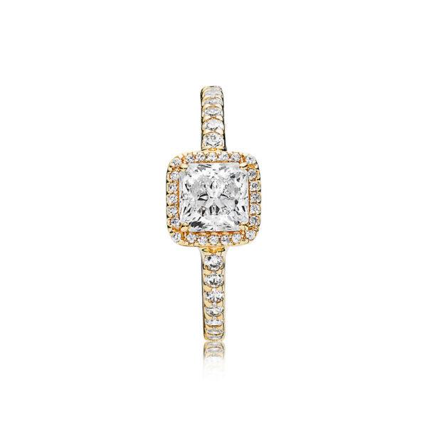 150188cz pandora timeless elegance ring