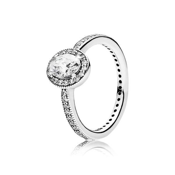 191017CZ pandora vintage elegance ring