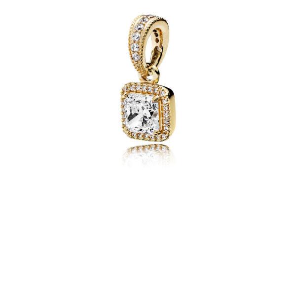 350180cz pandora timeless elegance pendant