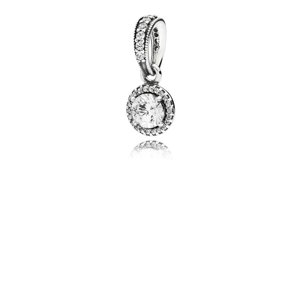 390379cz Pandora Classic Elegance Pendant