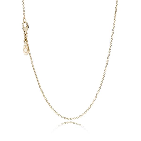 550331-45 Pandora 14k Gold Chain Necklace