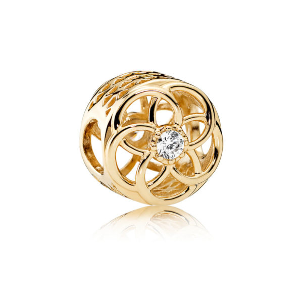 750598cz pandora loving bloom charm