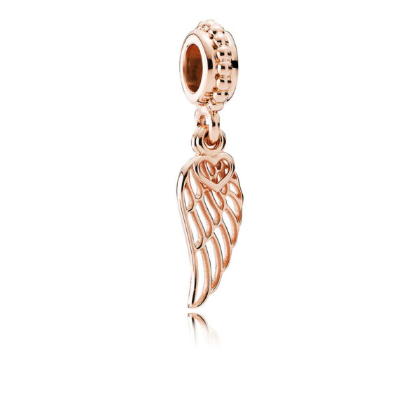 781389 Pandora Rose Love and Guidance Charm Pendant Dangle Rose Gold