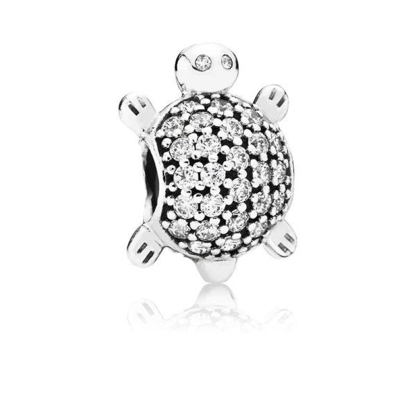 791538cz Pandora Sea Turtle Charm