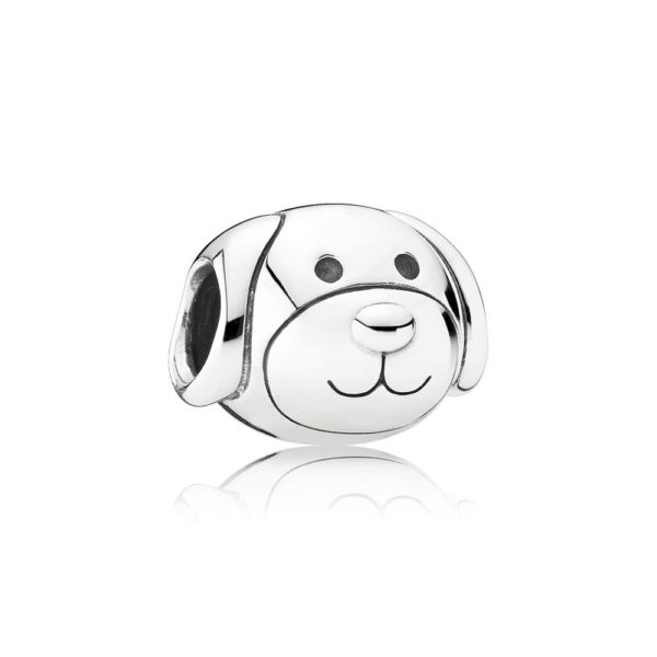 791707 Pandora Devoted Dog Charm