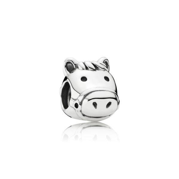 791744 Pandora Happy Horse Charm