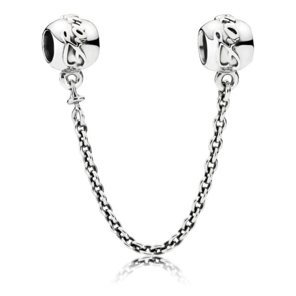 791788 Pandora Family Ties Safety Chain