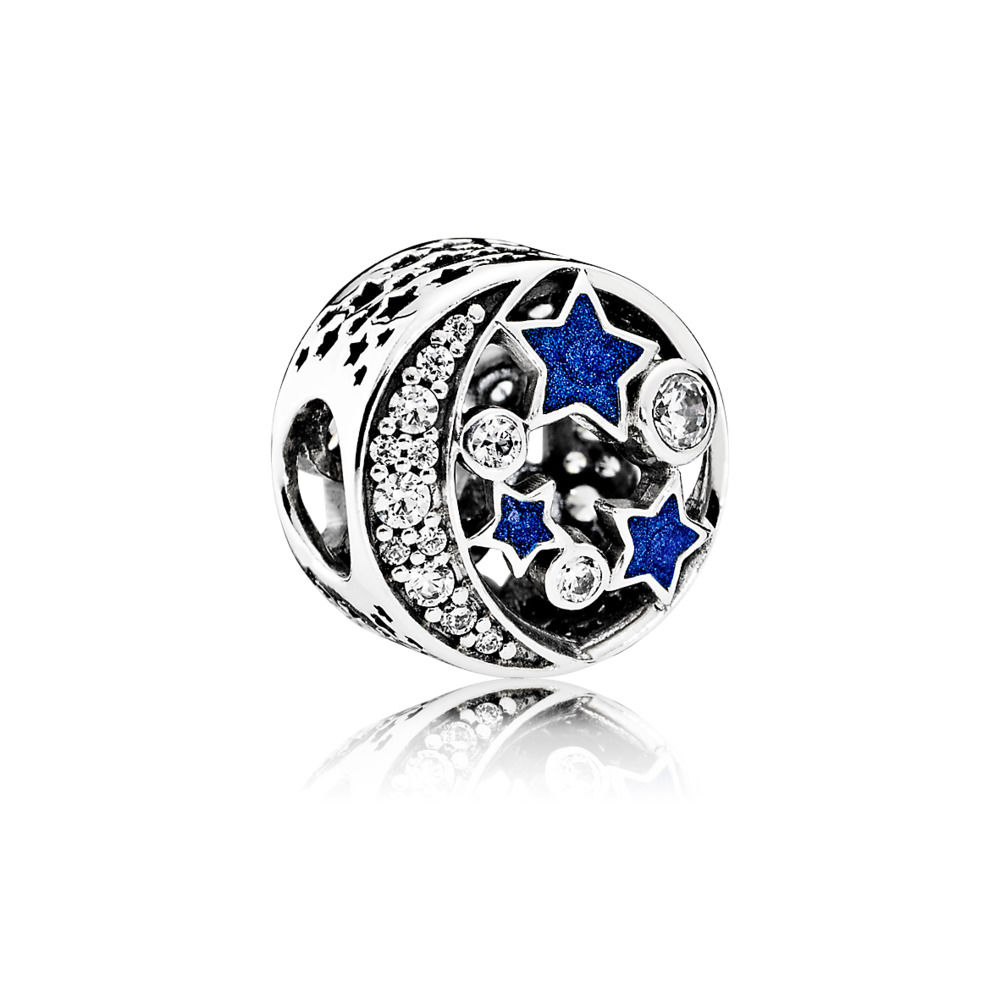 791992cz pandora vintage night sky
