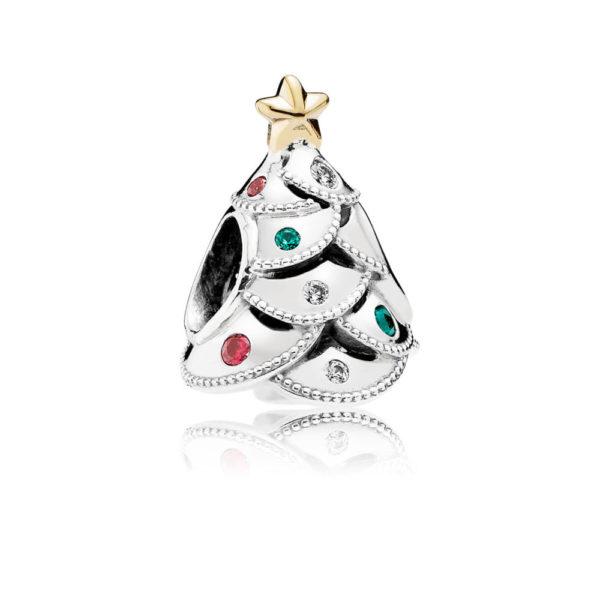 791999czrmx pandora festive tree charm