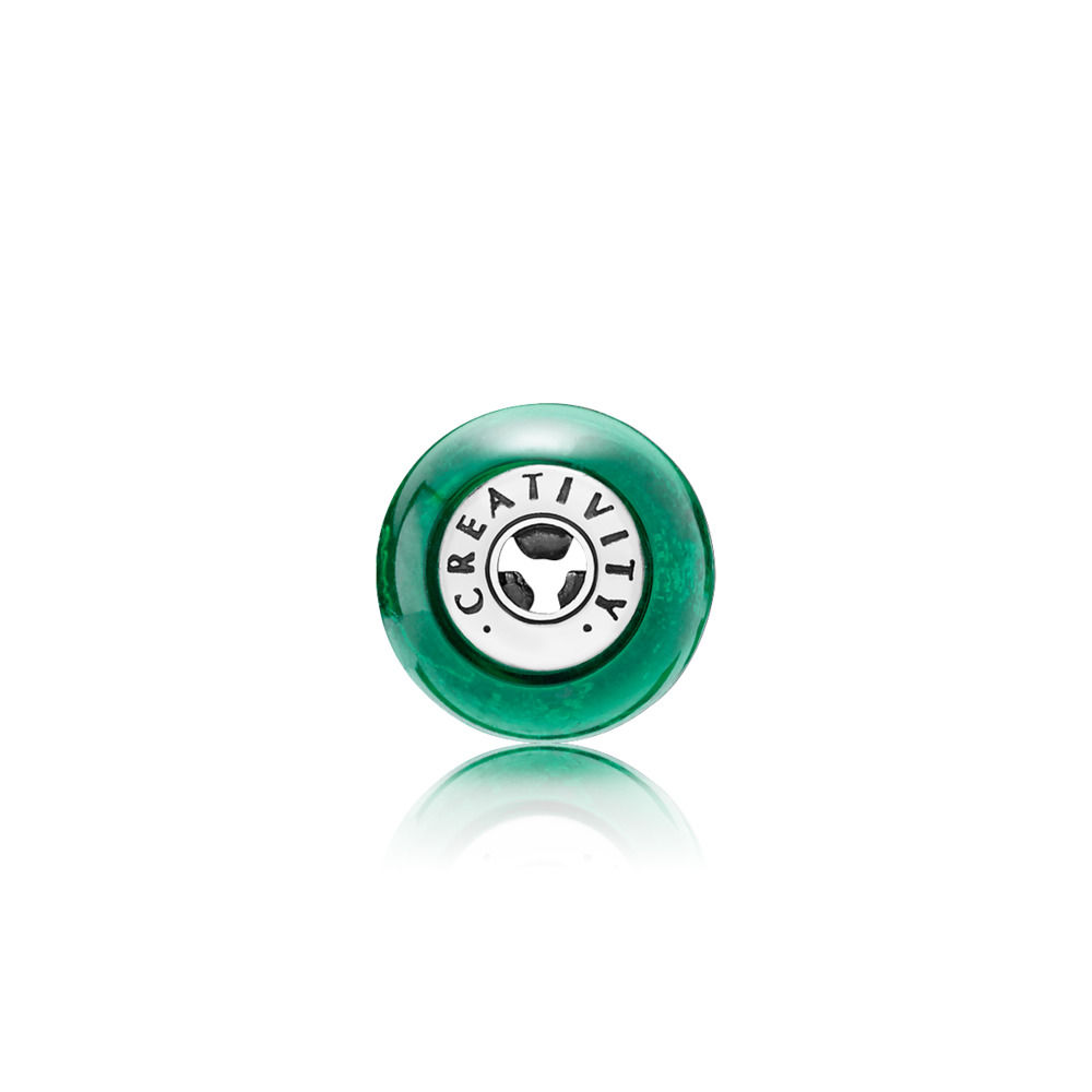 796071nsg pandora essence creativity charm green