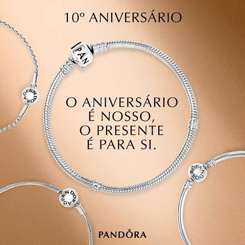 Pandora Fans In Portugal Will Be Hy To Hear There Is A Free Bracelet Promotion This Week