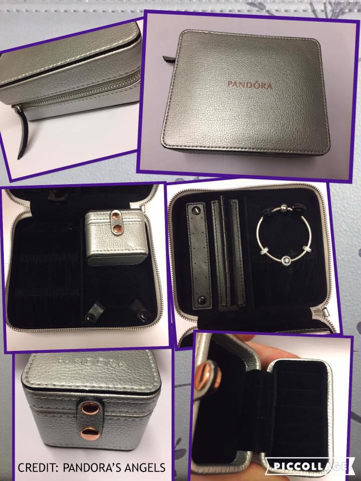 pandora winter 2016 gift with purchase bracelet set box