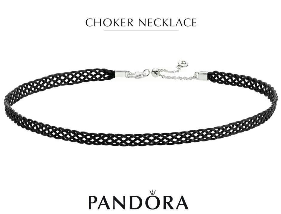 590543CBK-32 pandora choker necklace