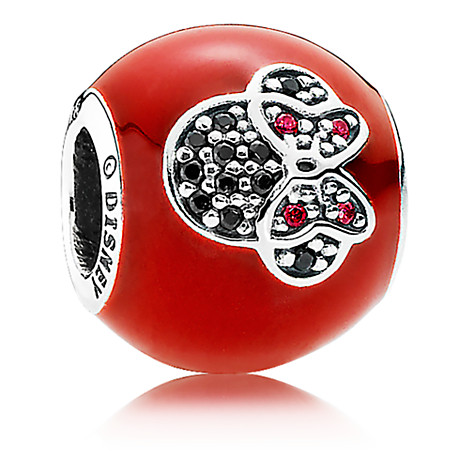 7501055891087 i ♥ Minnie Mouse Charm by PANDORA
